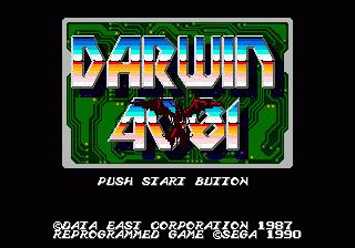 Darwin 4081
